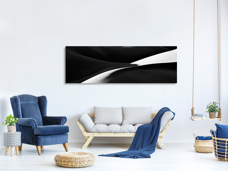 Panoramic Canvas Print Runner