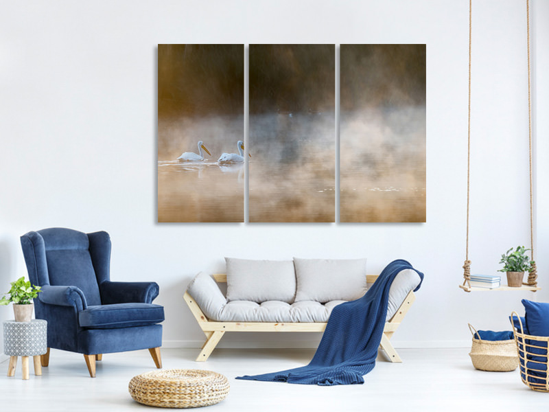 3 Piece Canvas Print Companions