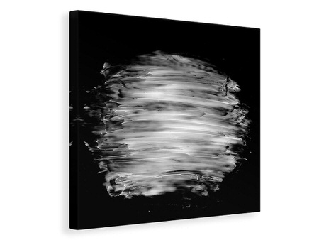 Canvas print Streaks of smoke