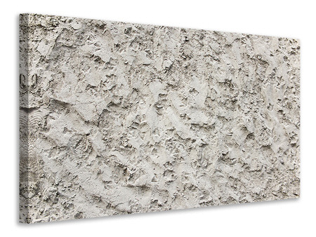 Canvas print Stone surface