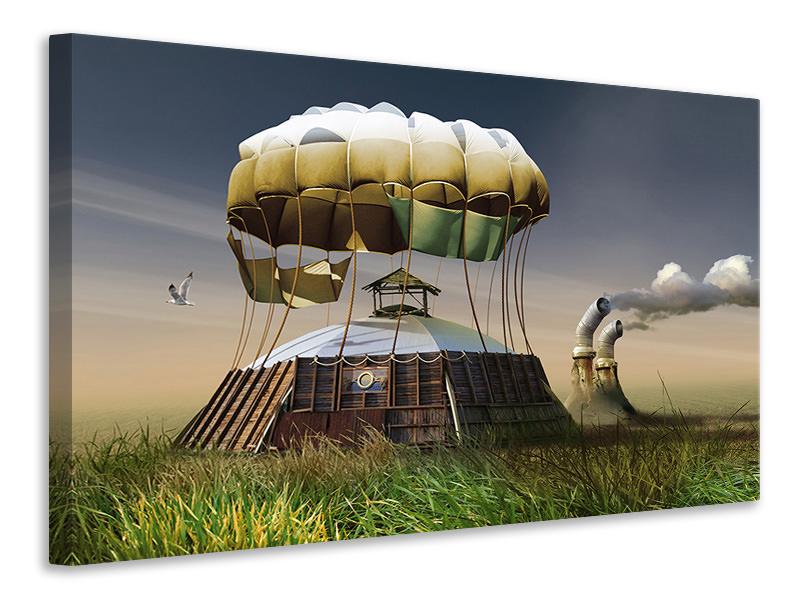 Leinwandbild Balloon