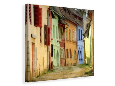 Canvas print Colorful Street