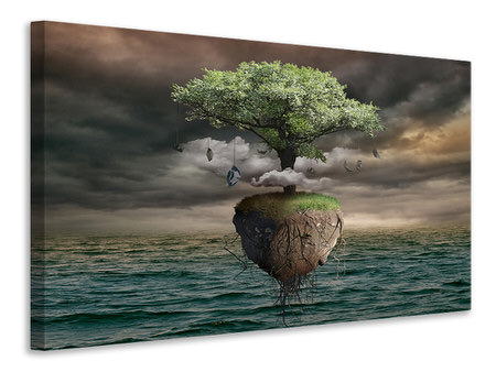 Canvas print Lonely Tree