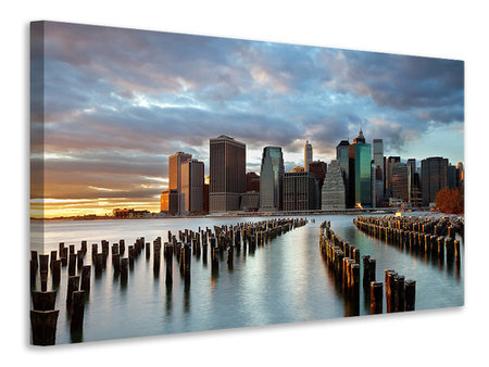 Canvas print Nyc Skyline