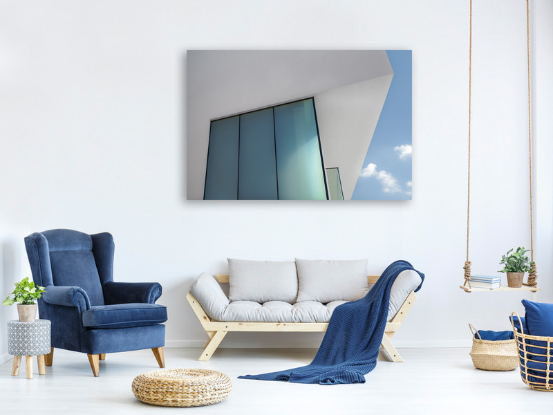 Canvas print Loft With A View