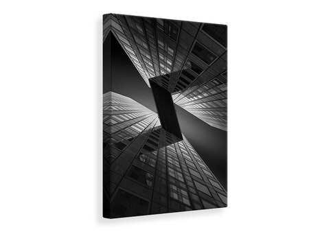 Canvas print The Z-Line