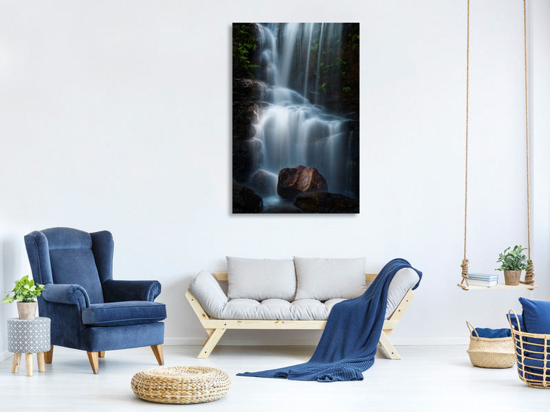 Canvas print Edith Falls