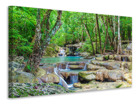 Canvas print Water Spectacle