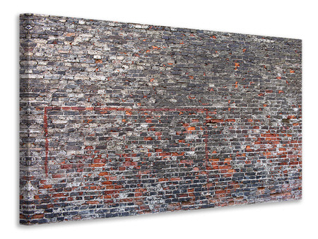 Canvas print Old Bricks