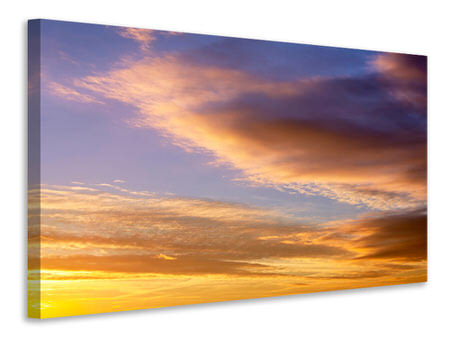 Canvas print Heavenly