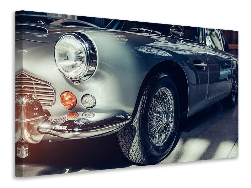 Leinwandbild Classic Car