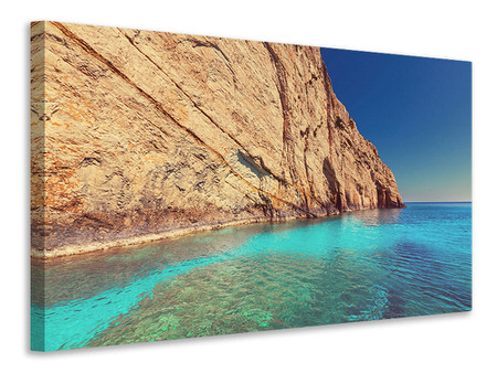 Canvas print Water